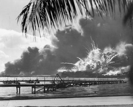 Ataque japonês a Pearl Harbour (1941)