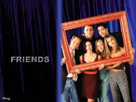 Seriado Friends