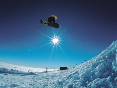 Snowboard na Nova Zelândia - Terra dos esportes radicais