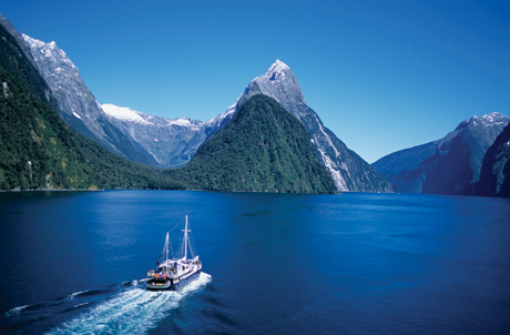 Fiordes Neozelandês