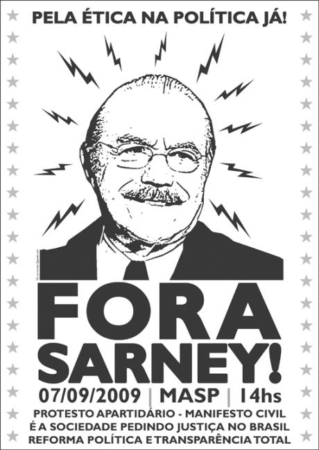 Fora Sarney