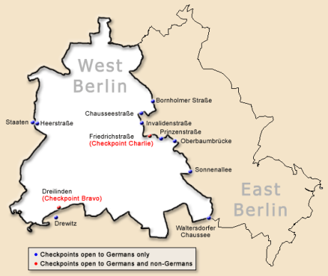 Berlin-wall-map (Mapa do muro de Berlim)